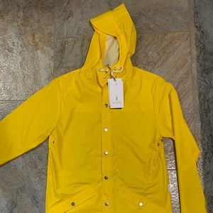 NWT Rains Coat